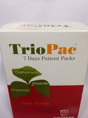 Triopac TRIPLE THERAPY
