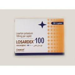 LOSARDEX 100MG