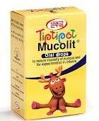 MUCOLIT SYRup 110 ML