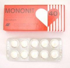 MONONIT 40 MG