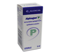Alphagan 0.15% drop
