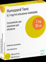 FLUMAZENIL TEVA