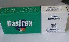 GASTREX 40 MG TAB