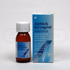 AERIUS SYRUP