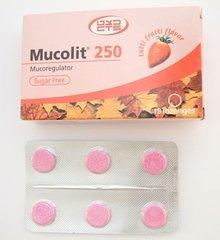 MUCOLIT 250