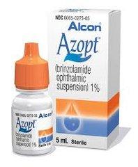 ALCON AZOPT
