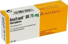Anafranil SR.75 mg Tab.