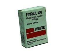FAVOXIL 100 MG