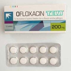 OFLOXACIN 200MG. TAB*