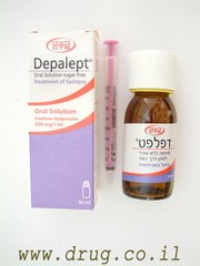 DEPALEPT 110 ML SYRUP
