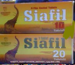 Siafil 10 mg