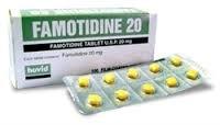 FAMOTIDINE 20