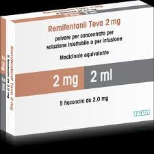 ULTIVA 2MG/5ML(REMIFENTANIL) X5