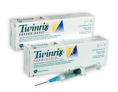 TWINRIX PEDIATRIC VACCINE