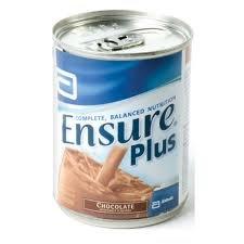 ENSURE PLUS(CHOCOLATE) 237ML