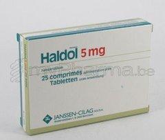 HALDOL TAB 5MG