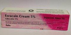 ESRACAIN 5% CREAM