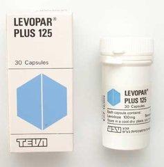 LEVOPAR PLUS 125 CAPS