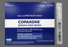 COPAXONE PFS 28 20MG