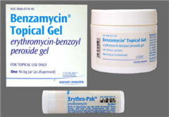 BENZAMYCIN TOPICAL GEL