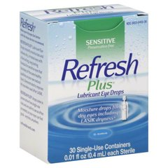 Refresh unit dose