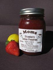 Strawberry/Lemon Preserves