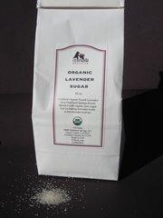 Organic Lavender Sugar