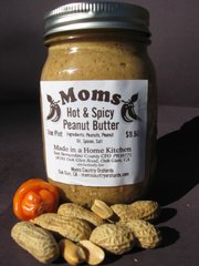 Hot and Spicy Peanut Butter