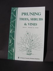Pruning Trees, Shrubs & Vines