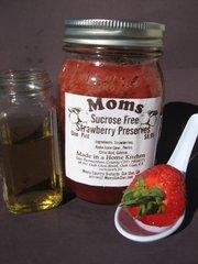 Sugar Free Strawberry Preserves