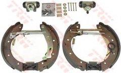 NEW TRW GSK1150 SHOE Brake Kit for CITREON XSARA PICASSO 12/99-