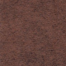 Bewitching Brown Wool Felt - Sold by the Half Yard