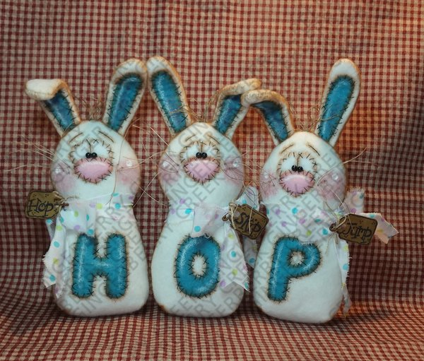 Going to the Bunny Hop Pattern #259