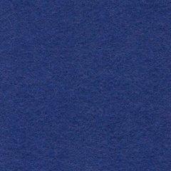 Bluer than Blue Wool Felt - Sold by the Half Yard