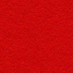 Bright Red Wool Felt - Sold by the Half Yard