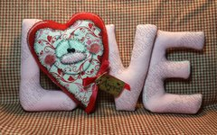 A Love Connection Valentine Pattern #250