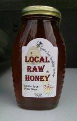 Raw Wildflower Honey 1 lb SRP