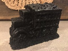 Carved Coal Truck