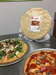 Gluten Free Artisan Pizza Crust