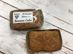 Gluten Free Mini Banana Loaf