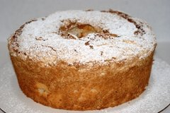 Gluten Free Angel Food Cake 9""