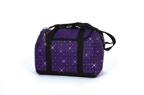 Diamond Crystal Carry All Skate Bag