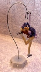 Enesco Ice Skater Ornament