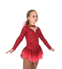 Figure Skating Dress Jerry's Fire Lace