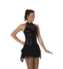 Figure Skating Dress Jerry's Black Lights