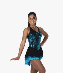 Figure Skating Dress Jerry's Sequinette