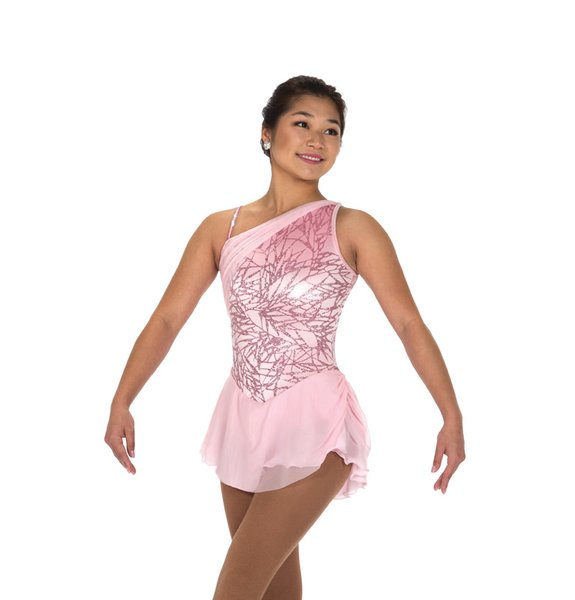 Figure Skating Dress Jerry's Pearly Pink