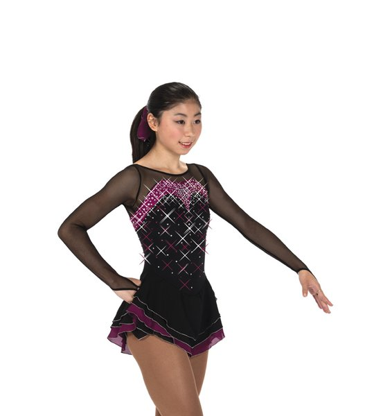 Figure Skating Dress Jerry's Crystal Cavalcade