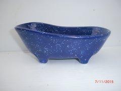 Bathtub Container - Cobalt