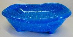 Bathtub Soap dish - Neon Blue